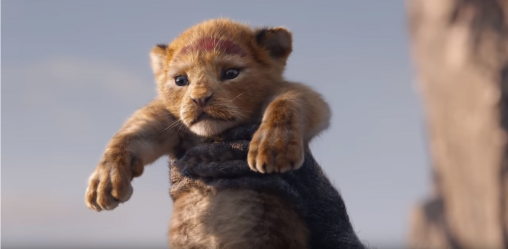 Film Live-action Lion King