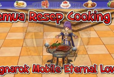 Resep Cooking Ragnarok Mobile