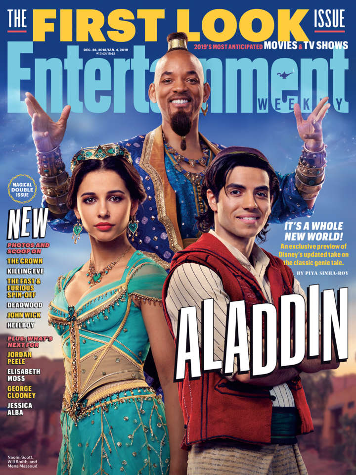 Film Aladdin Live-Action