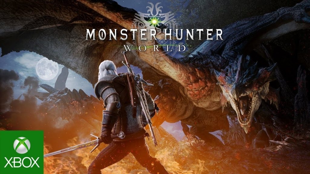 Geralt of Rivia dari The Witcher 3 Akan Datang ke Monster Hunter World